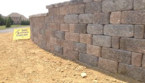Retaining Wall Ellicott City MD